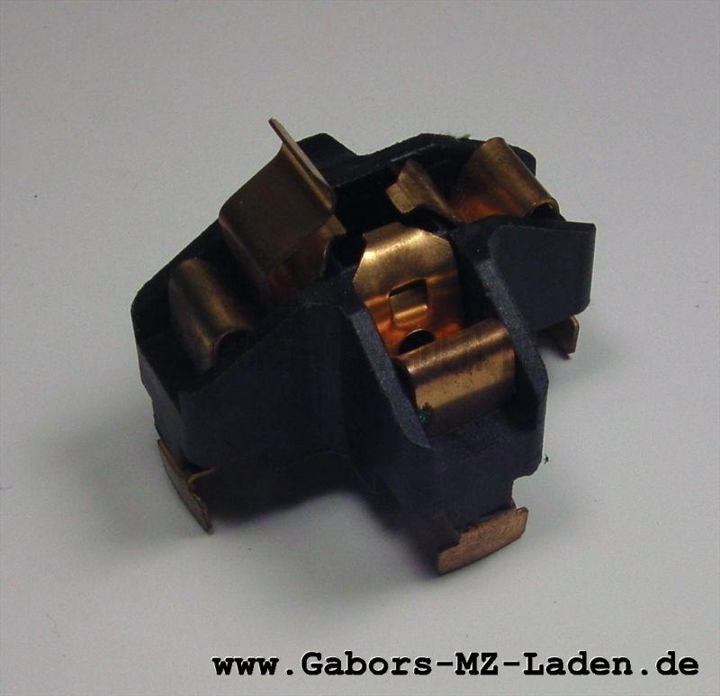 Anschlußstück B-FERS 560 - Lampenstecker 3-polig f. HS1