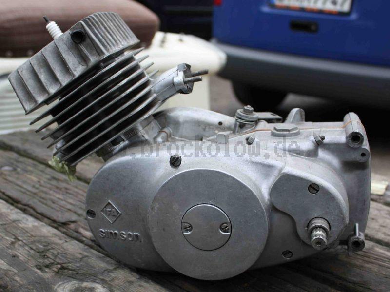 Motor M53 regenerieren für S50