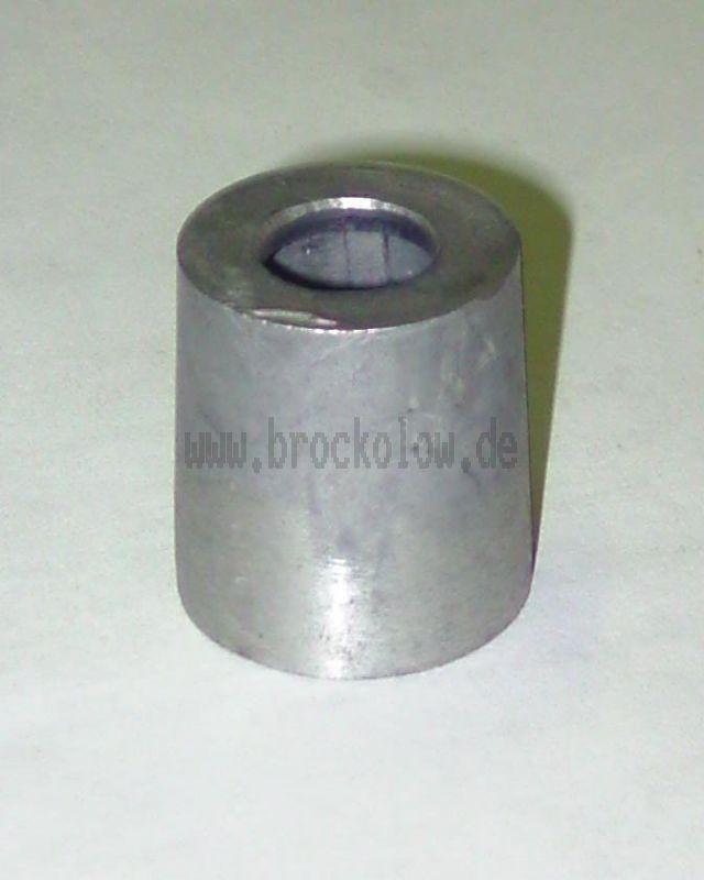Distanzhülse / Distanzstück - Hinterradachse -  TS, ETZ, 38mm
