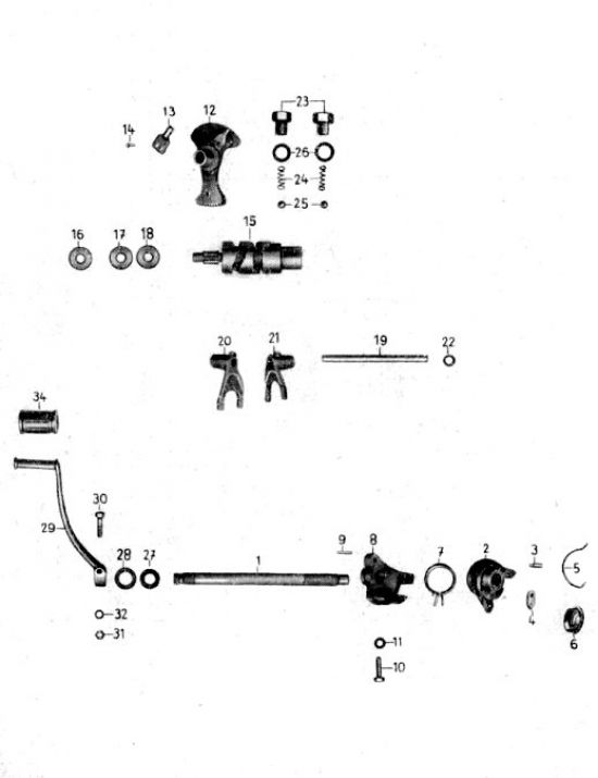 05. Fußschaltung