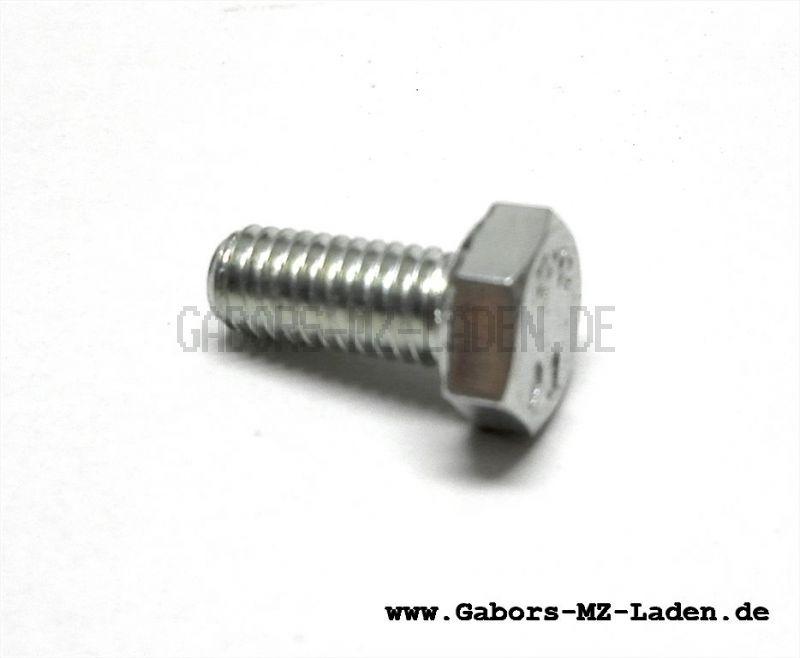 Sechskantschraube M6x14 TGL 0-933-8.8