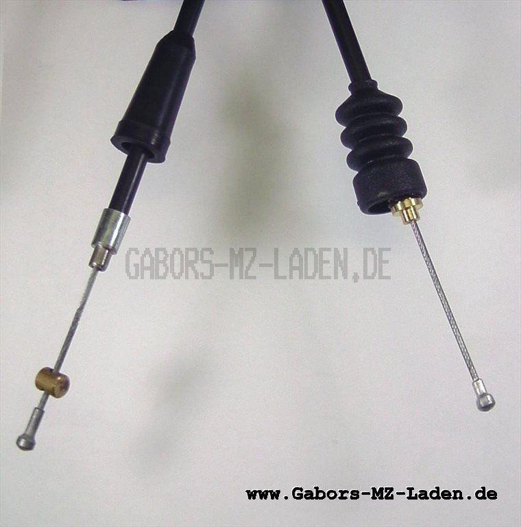 Kupplungsseilzug (m.Nippel) Rotax 500R, NR