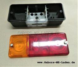 Rücklicht links 8522.20 BSKL für den IFA W50 / Robur LO / Barkas B1000 Pritsche und Koffer / Multicar M24/25  und diverse Anhänger - 013215