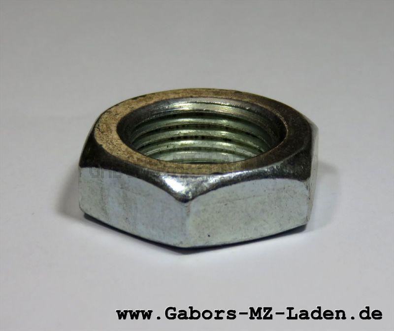 Sechskantmutter M18x1,5  TGL 0-439-50 verzinkt
