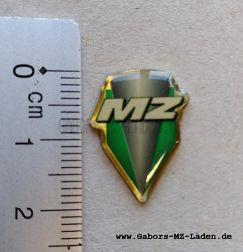 """Logo """"MZ"""" klein selbstklebend"""