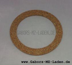 Kork-Tankdeckeldichtung D60 (innen)=60 mm