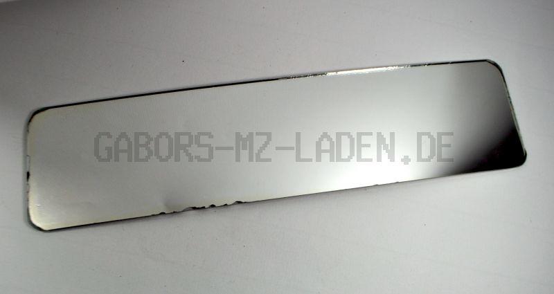 Spiegelglas Konvex 240x60mm für Innenspiegel