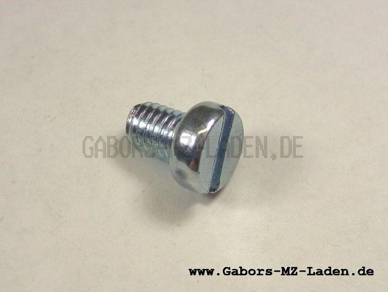 Zylinderschraube M6x8  TGL 0-84-5.8