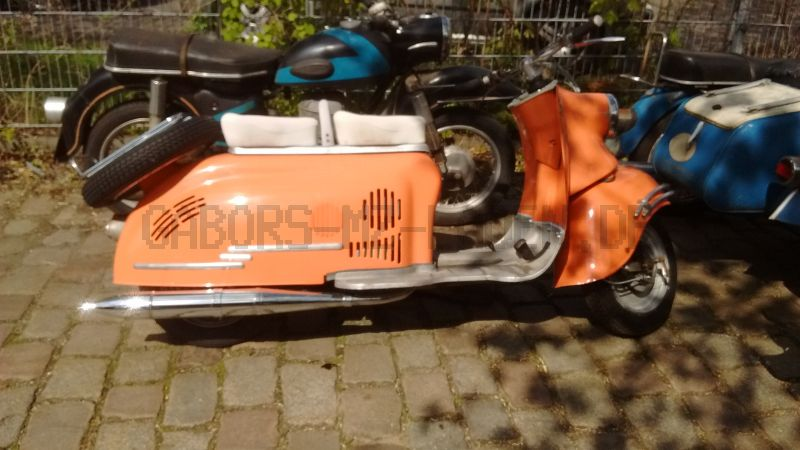 IWL SR59 Berlin orange Bj. 1961
