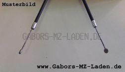 Bowdenzug/Seilzug -schwarz- Starter hoch Bing 84 TS/ETZ 250/251/300, Bing 53 ETS/TS 125/150