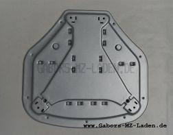 Metall-Grundplatte für Einzelsitz ES 175/2, 250/2 und TS 250/A, 250/1A vorne