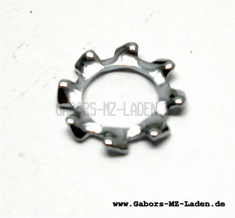 Zahnscheibe 6,4 (DIN 6797-E4J)  TGL 6797 6,6x11-0,7