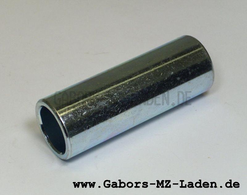 Abstandshülse für Radlager 17x22x60,8mm