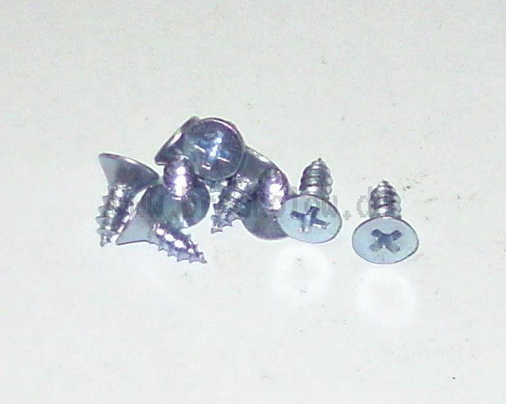 Senkblechschraube B4,8x13 DIN 7982, 7972