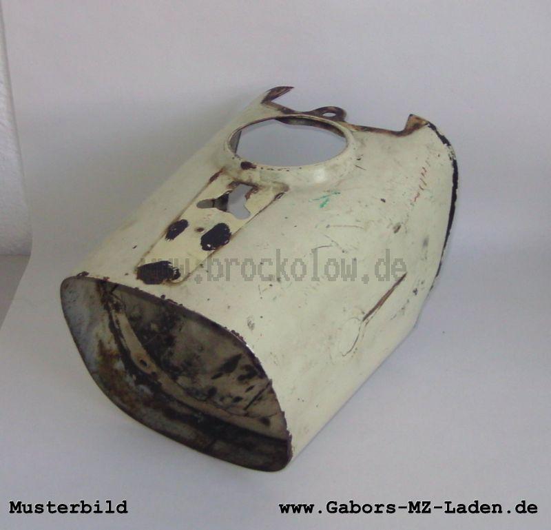 Scheinwerfergehäuse für runden Tacho, ES 125, ES 150, IWL TROLL1