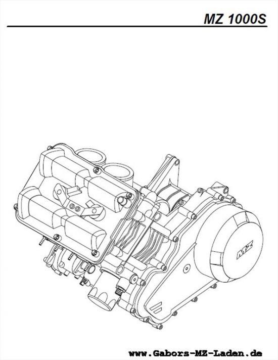 ME. Ersatzmotor