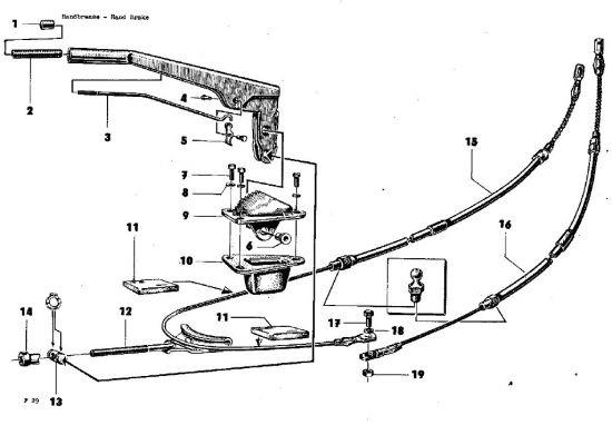 F29 Handbremse