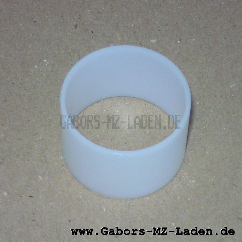 Buchse im Vergasergehäuse für Ansaugstutzen am Zylinder