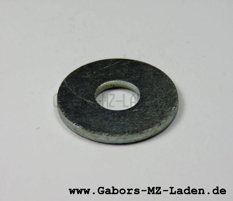 Scheibe 5,3mm verzinkt DIN 9021