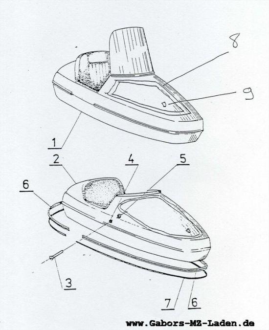 03 Seitenwagenboot
