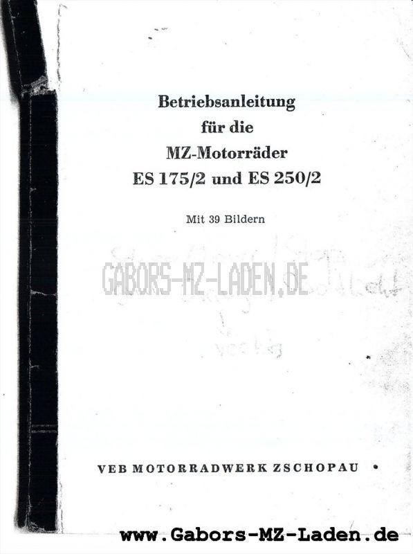 MZ ES 175/2, ES 250/2
