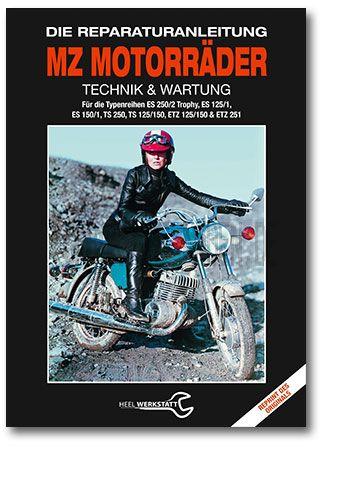 MZ Motorräder Technik & Wartung - livre