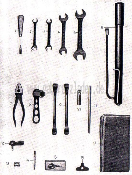 18. Werkzeug