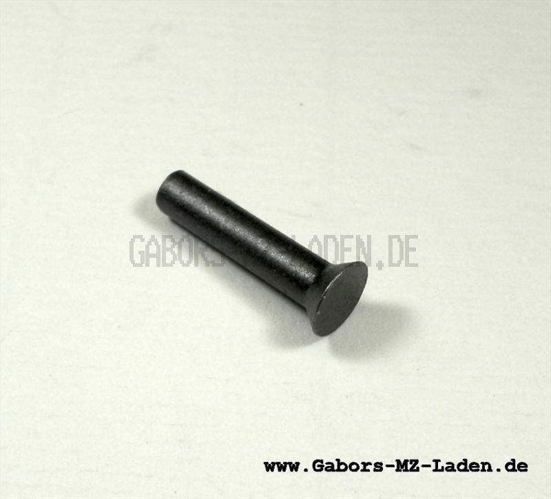 Rivet à tête noyée 4x18 TGL 0-661-Mu 8