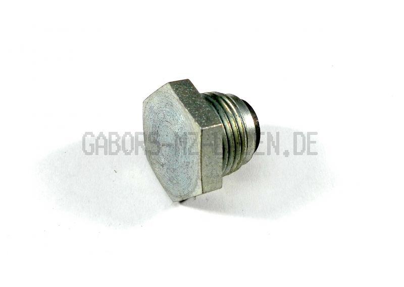 Ölablaßschraube mit Magnet - M18x1,5 - Schlüsselweite 22 -