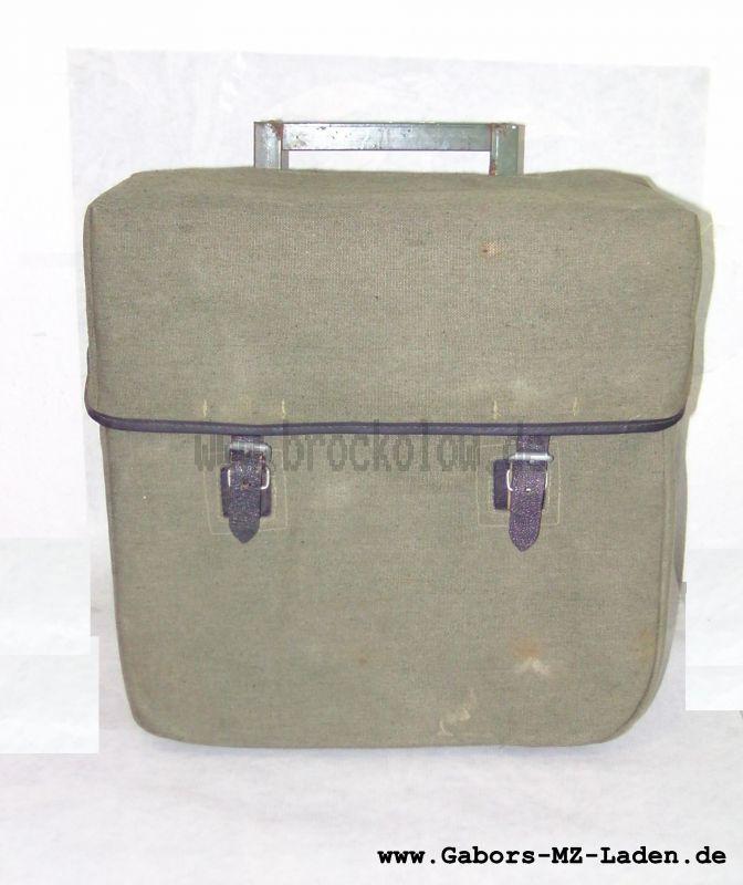 Packtasche NVA und ABV mit  Schutzhülle