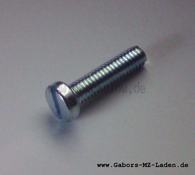 Zylinderschraube AM4x18  TGL 0-84-5.8