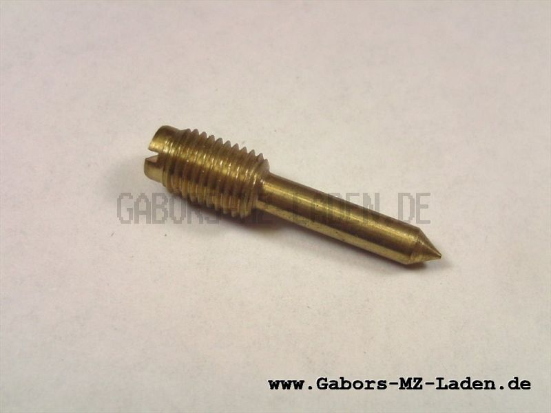 Anschlagschraube (Drosselschieber) ETZ 125,150