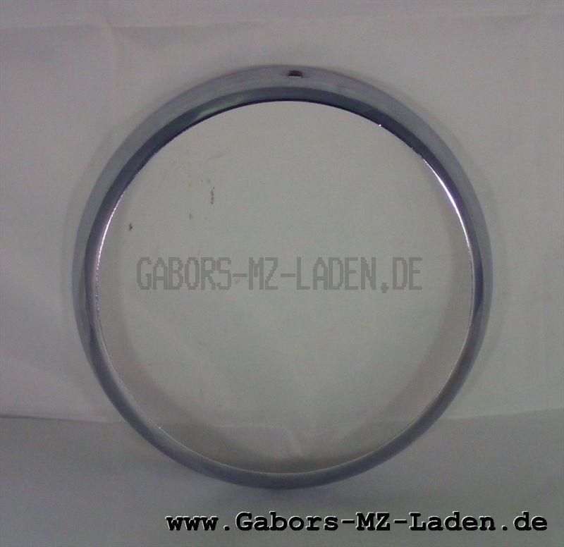 Scheinwerferring passend für BK 350, EMW, AWO Ø158/175mm chrom