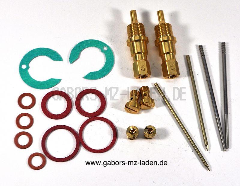 Vergaserreparatursatz BK 350 für Flachschiebervergaser BVF NB22-1