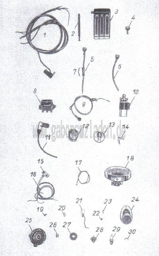 14. Elektrische Anlage