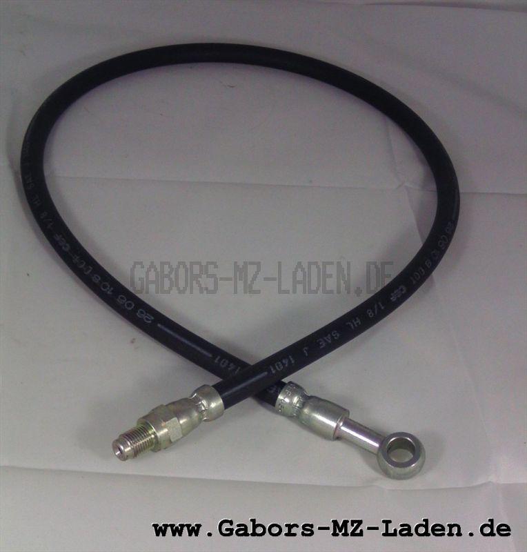 Bremsschlauch speziell angefertigt f. Magura oder Grimeca HBZ  815mm