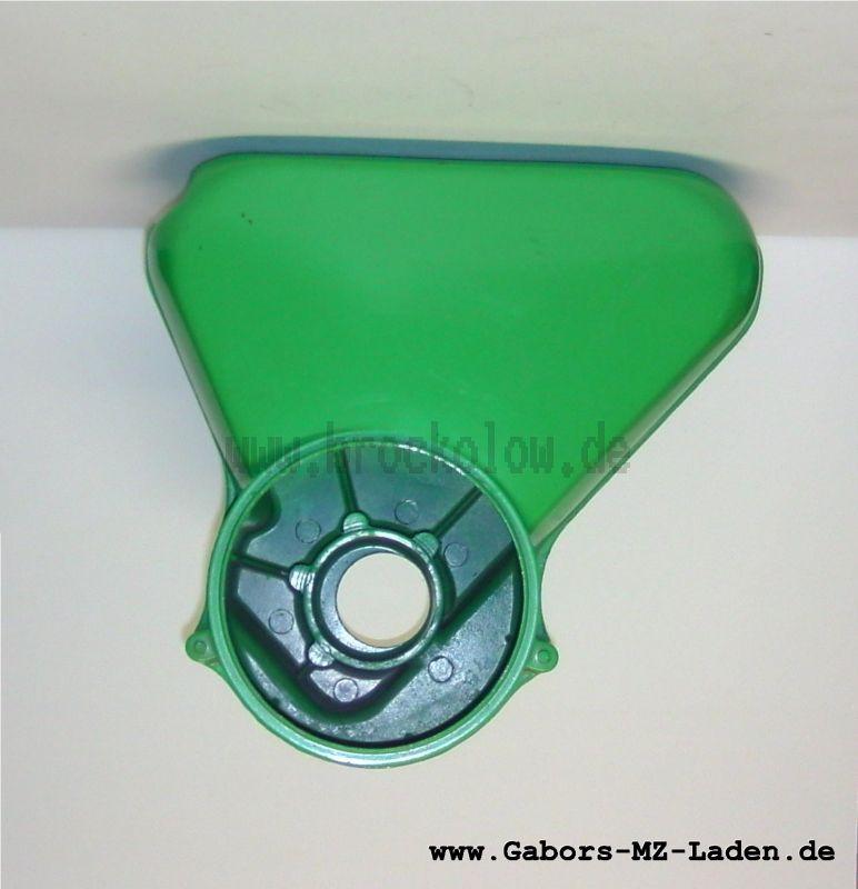 Gehäuse für Ansauggeräuschdämpfer, Froschgrün