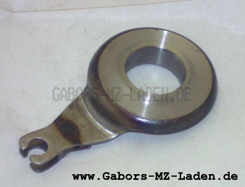 Druckstück m. Hebel (Kupplung) ETZ 250,251/301 TS 250,250/1