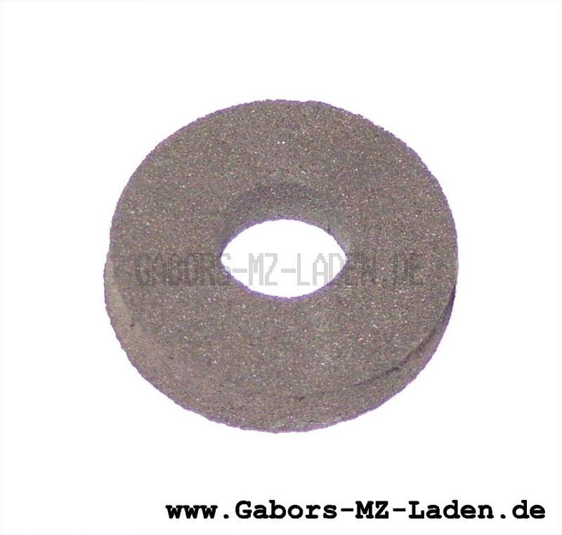 Gummischeibe (Moosgummi - hart) f. Tankbefestigung - S50, S51, S70 // Auflage f. Luftfilterkasten SR50, SR80