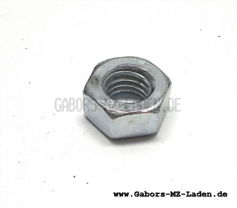 Sechskantmutter verzinkt M8  TGL 0-934-8, (DIN 934)