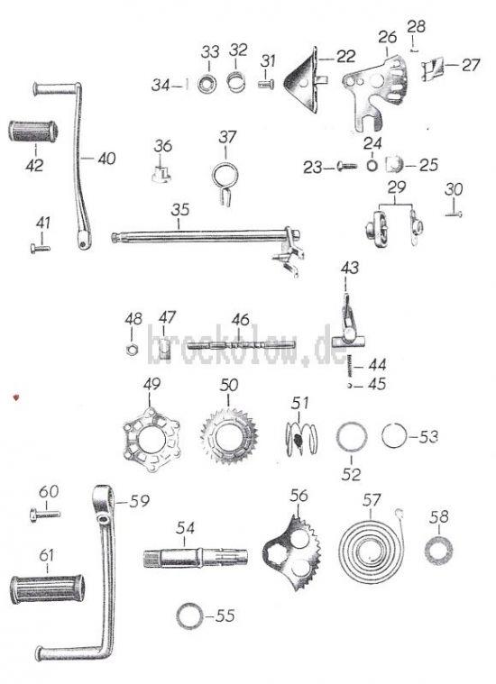 03B Zahnräder, Wellen, Schaltung, Kickstarter