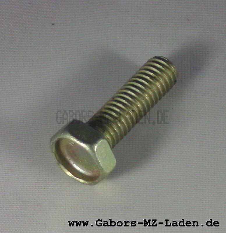 Sechskantschraube M6x20 TGL 0-933-8.8