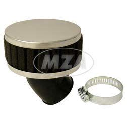 Luftfilter - Tuning - schwarz - 45° abgewinkelt