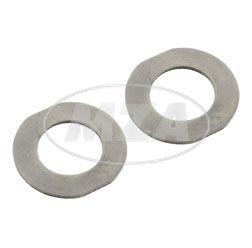 Anlaufscheibe 1,0mm f. Kolben ( SET 2 Stück )
