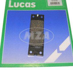 Bremsklötze, vorn, SB, (Paar) 2 -Loch  MCB-564