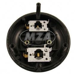 Rücklichtunterteil - f. BSL (8520.26) und BSKL (8522.21)  120mm -  3 Befestigungsschrauben - ohne Leuchtmittel und Schrauben