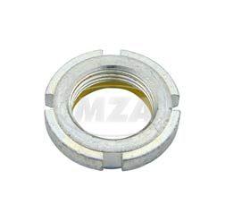 Nutmutter M24x1,5 DIN1804 - selbstsichernd - verzinkt  - Gabelführung  S50, S51, S70 , S53, S83, SR50, SR80