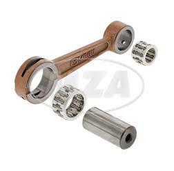 Pleuelstange S110 inkl. Nadellager, Motor M500-700, Länge 90 mm - obengeführt