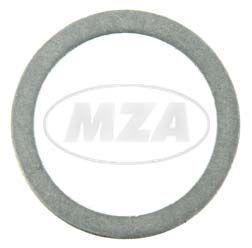 Dichtring f. Hohlschraube, 10x13,5x1 - Material Aluminium - für Bremsschlauch, Bremsleitung