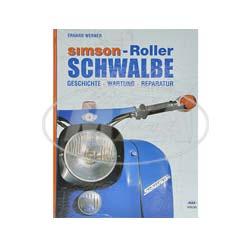 "Buch ""Simson-Roller Schwalbe"" 978-3-9809481-5-3"